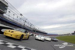 El Trans Am de Edición de Colección servirá como el pace car oficial para las Daytona 500; el vehícu