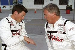 Scott Sharp and Jim Sauter
