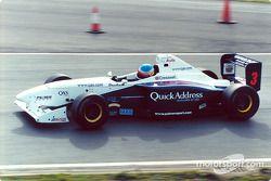 Gideon Cresswell - Formula Palmer Audi Championship 2002