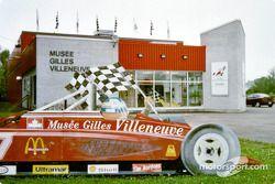 Museo Gilles-Villeneuve, Berthierville, Quebec