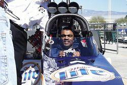 Unveiling of the MIller Lite - Arizona Diamondbacks Top Fuel Dragster