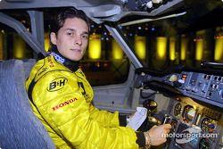 Votre pilote pour ce vol : Giancarlo Fisichella