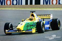 Antonio Pizzonia, Petrobras Junior team