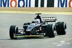 Andrea Piccini, European Minardi