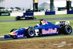 Ricardo Mauricio, Red Bull Junior Team