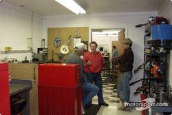 Robinson Speed Shop: G-Man (Graham D. Glassman), Robinson Speed Shop's