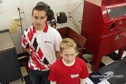 Robinson Speed Shop: Delaware Dirt Divisional - Cameron Maddox et RJ Robinson