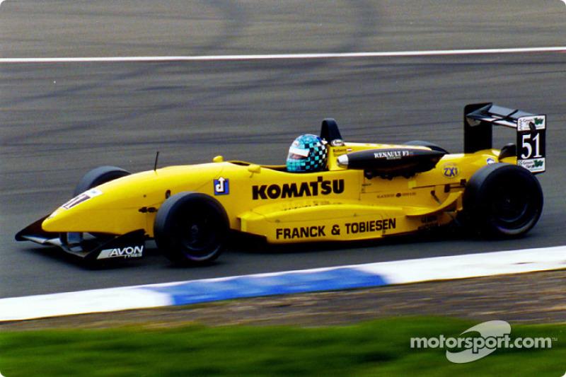 51. Robert Doornbos, Goddard Racing SC