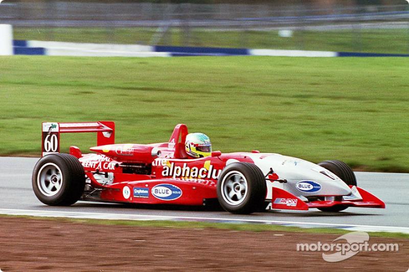 60. Aaron Scott, Rowan Racing SC