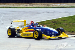 Alex Gurney a progressé depuis Silverstone
