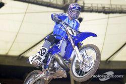 Davis Vuillemin a pris la 2e place en 250cc