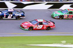 Rusty Wallace, Jeremy Mayfield y Bobby Labonte