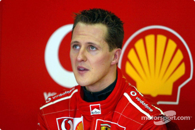 2º Michael Schumacher