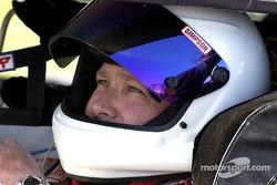 Todd Bodine en un Carter/Haas Ford sin patrocinio se llevó la pole en Las Vegas