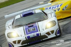The #5 Park Place Racing Saleen S7R won the GTS class
