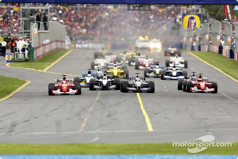 GP de Australia de 2002