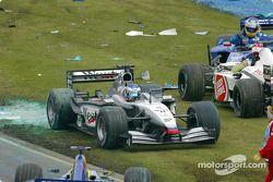 Kimi Räikkönen, McLaren