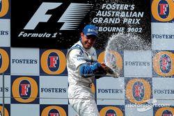2. Juan Pablo Montoya, Williams