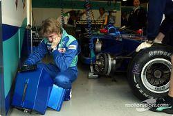 Nick Heidfeld, Sauber