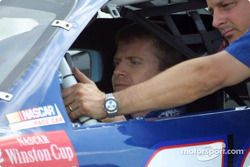 El veterano de Roush, Jeff Burton