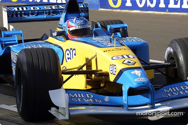 Renault R22 (2002)