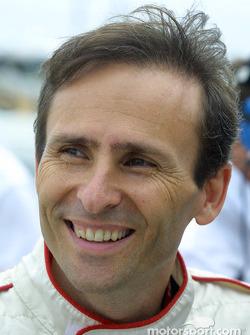 David Murry, former SCCA World Challenge Champion, driver of the #79 Justin Jackson Porsche