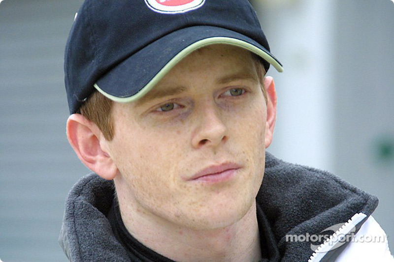 Anthony Davidson (2001)