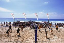 Beach Volley sur la plage à Sydney