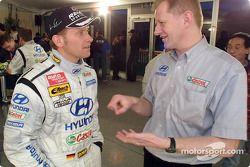 Lancement Hyundai Accent WRC3 : Armin Schwarz