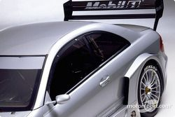 Mercedes-Benz CLK-DTM 2002: Detail