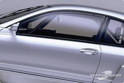 Mercedes-Benz CLK-DTM 2002: Cockpit