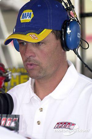 Michael Waltrip en Speed channel