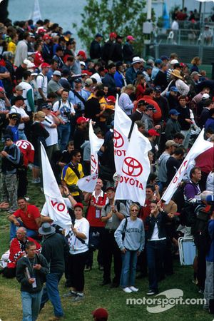 Aficionados de Toyota