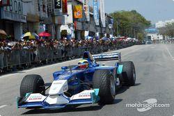 Petronas day in Kuantan, Malaysia: Felipe Massa