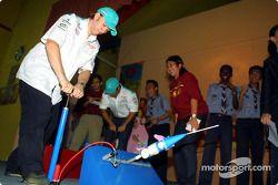 Tourisme à Kuala Lumpour : Nick Heidfeld