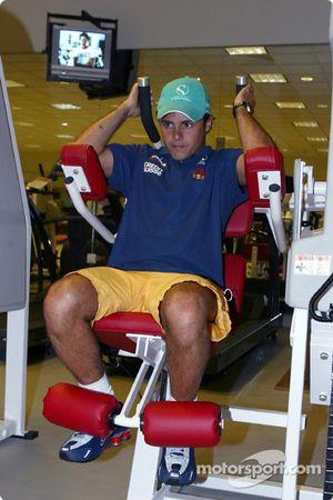 Tourisme à Kuala Lumpur : Felipe Massa
