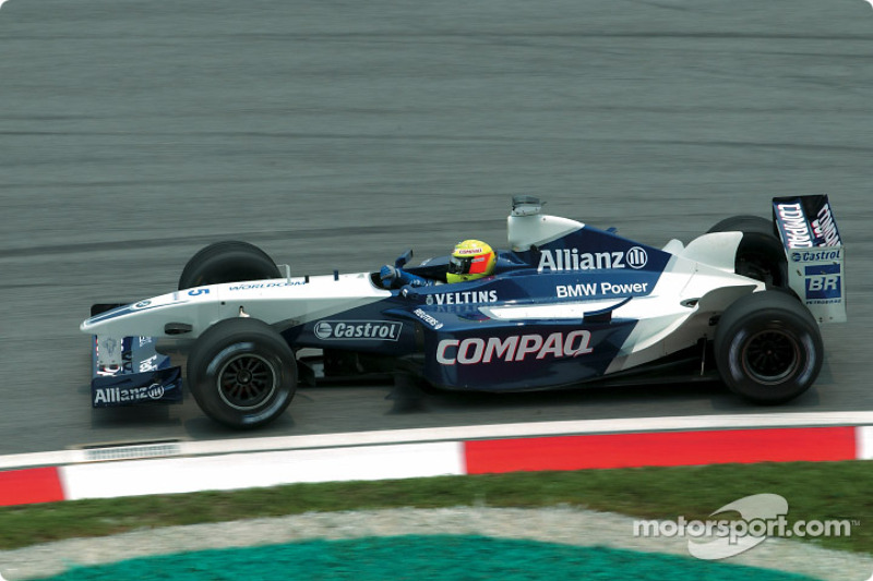 2002: Ralf Schumacher (Williams-BMW FW24)