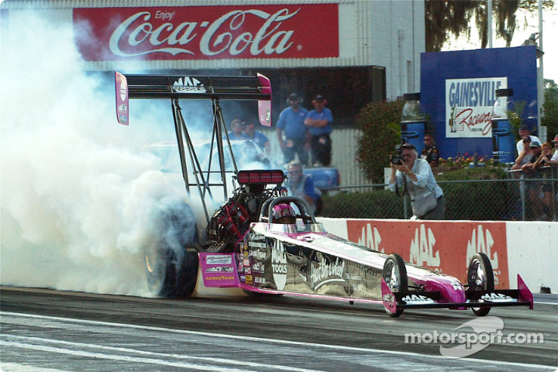 Shirley Muldowney (NHRA/Dragster)