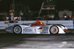 Franck Biela, Infineon Audi R8 #1