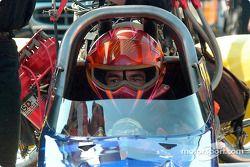 Scott Weis est prêt à rouler