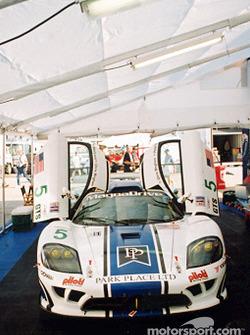 Garage du Park Place Racing
