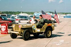 Véhicule officiel du Gunnard Racing à Sebring