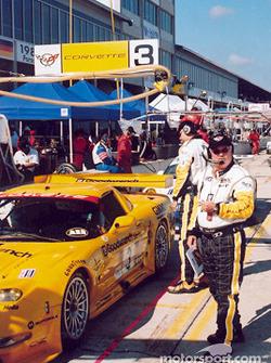 Stand du Team Corvette