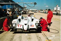 MBD Sportscar Panoz LMP07