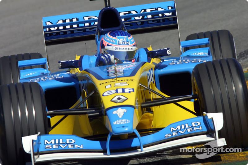 Jenson Button: 306 Grand Prix'nin 162'sinden puanla ayrıldı