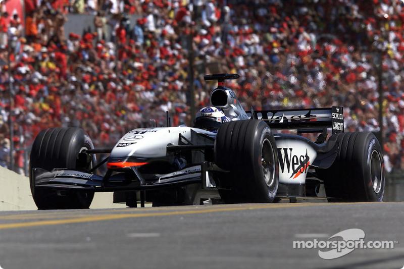 David Coulthard: 2 galibiyet