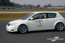 La nouvelle Toyota Corolla testée par Henrik Lundgaard