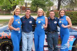 Présentation HRT Motorsports : Roberto et Jaime Guerrero en charmante compagnie