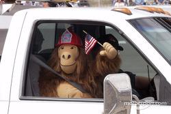 Cuerpo de bomberos de NASCAR