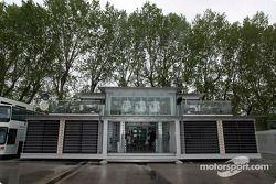 El Centro de Comunicaciones del Equipo West McLaren Mercedes Team hará su debut en Imola